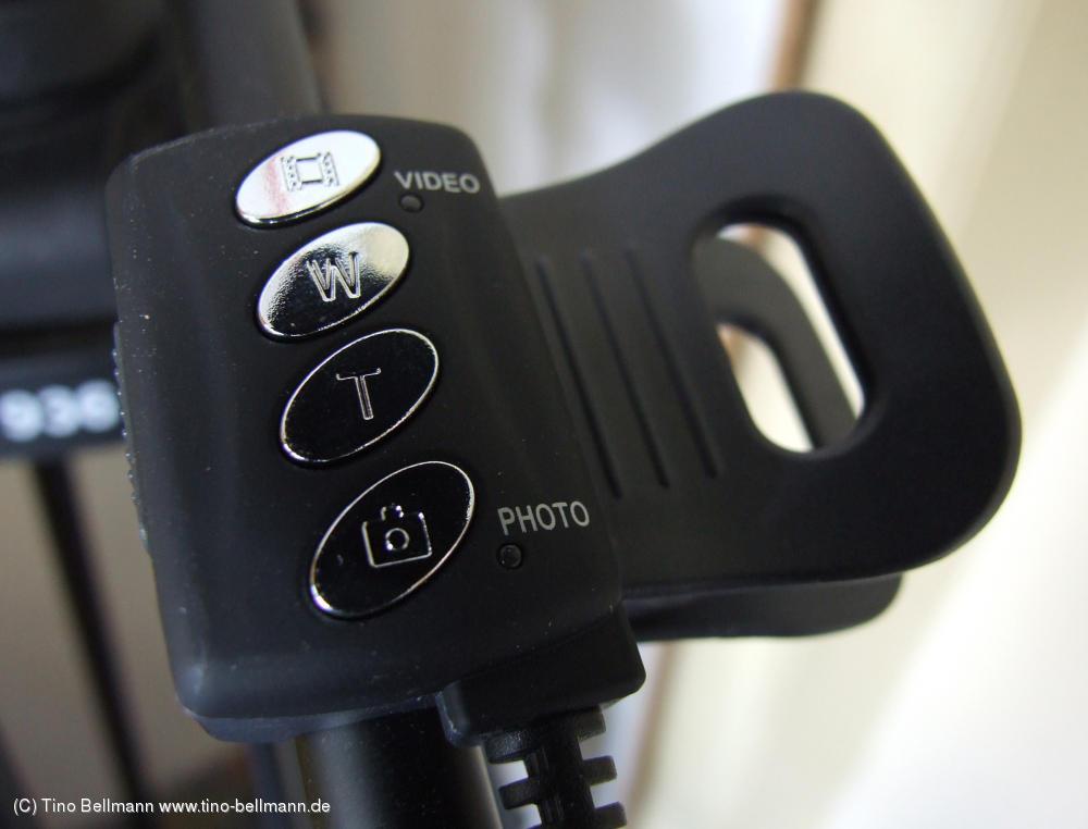 LANC Controller SR-VD1 von timetrends24.com