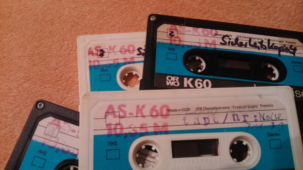 Musikkassetten - Wer kennt sie noch?`