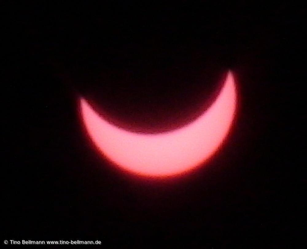 Partielle Sonnenfinsternis am 20.3.2015